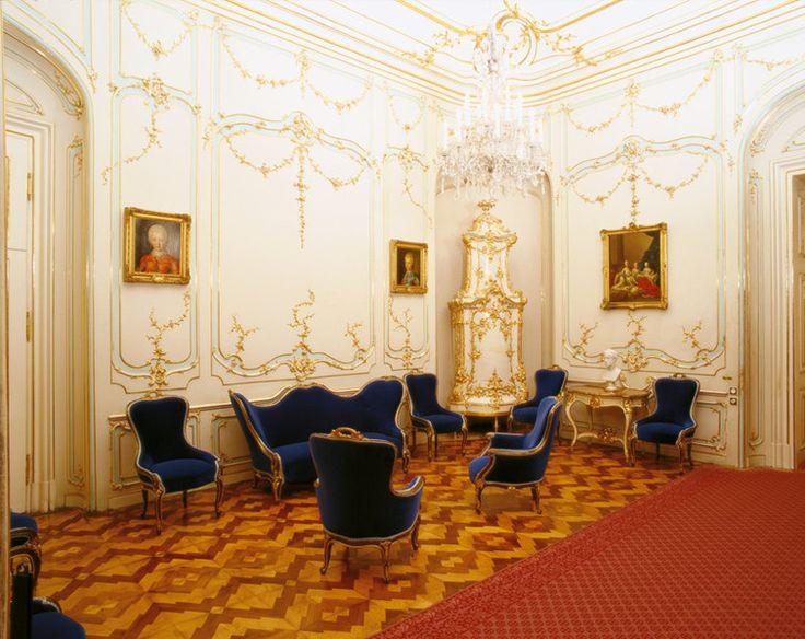 Study of archduchess Sophie - Schloss Schönbrunn, Wien (Austria).