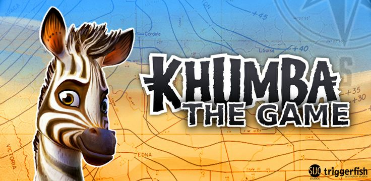 Khumba the Game www.khumbamovie.com