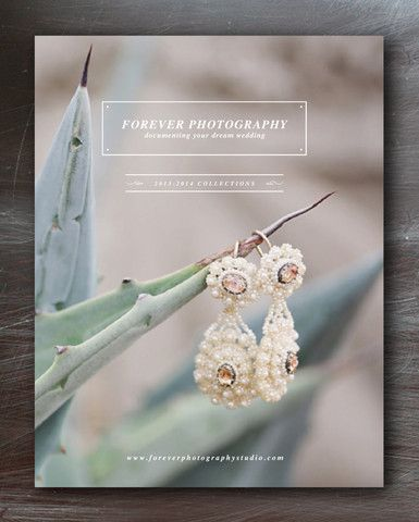 Wedding Magazine Template for Photographers   Photo Studio Welcome Guide   PSD Files   Digital Price List   Pricing Templates