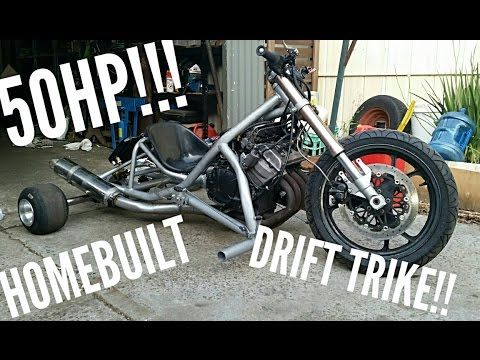 5273e242bed0eeb738b2635f72690672 drift trike kart 8 best motocicletas images on pinterest drift trike, motorcycles Rat Rod Trikes at gsmportal.co