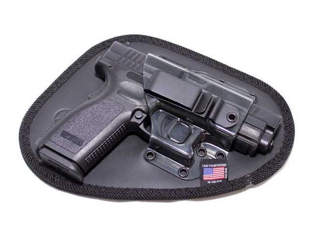 N8² Tactical Professional IWB Holster GLOCK COMPACT/SUB-COMPACT - LEFT HAND
