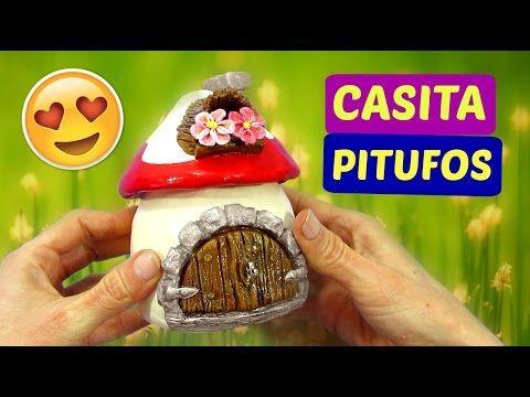 Gana entradas para ver la película de Los Pitufos (hasta el 18 de Marzo): https://goo.gl/YtTuQu Hoy vamos a reciclar frascos de vidrio y a transformarlos en ...