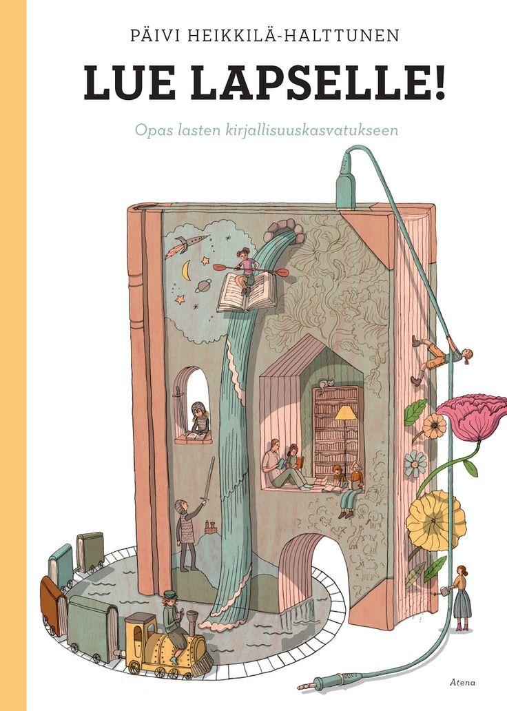 Lue lapselle – tunne lapsesi