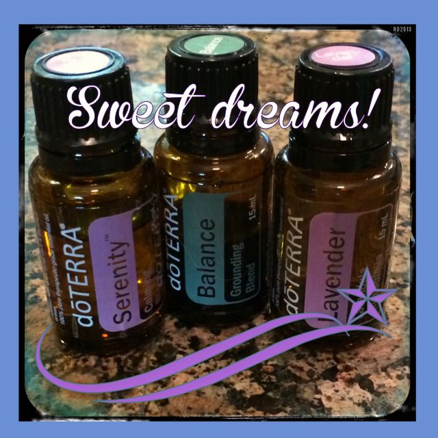 doTERRA diffuser blend for sleep. Serenity, Lavender, and Balance www.mydoterra.com/micheleballew.
