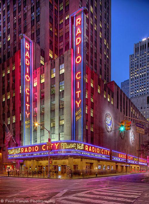 Best Restaurants Near Radio City Music Hall Nyc