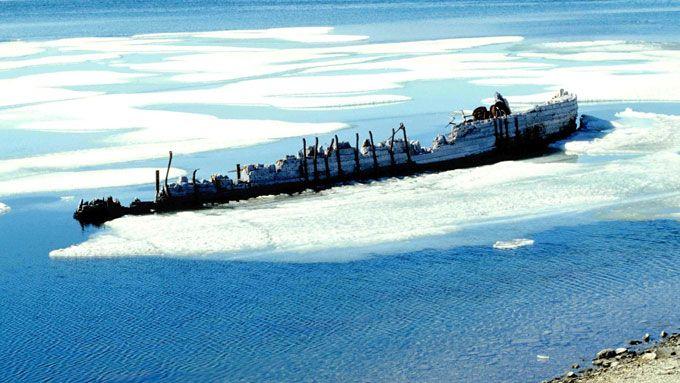 Norge krangler med Canada om Amundsen-skip - TV2.no