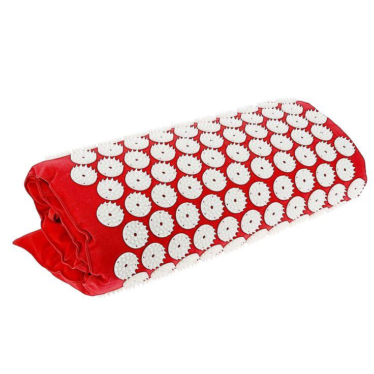 Tapis d'acupression rouge - Pour relâcher... la pression ! - 39,95 €