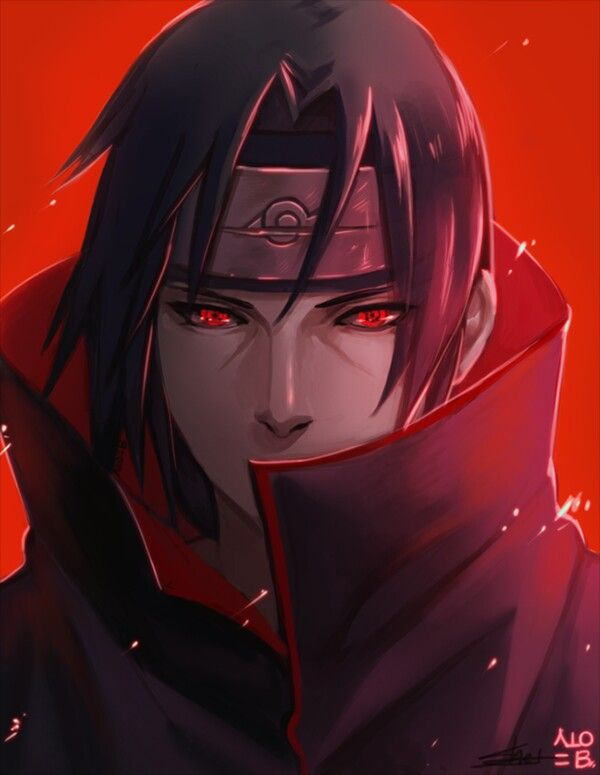 Naruto 30 day challenge: day #1: favorite male character: would definitely be no other than Itachi Uchiha!!! Oh my you can put me under a genjutsu whenever you want! But honestly, I personally think he is the strongest character in Naruto and has the most emotional story... But that's just my opinion