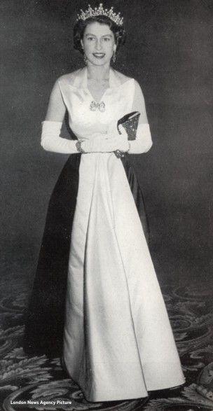 Queen Elizabeth II,1953.