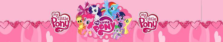 Imprimibles de My little Pony gratis