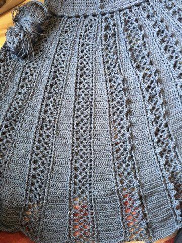 Приветствую всех! Девушки просили меня выложить (обновить) здесь схемы для этого платья-туники от Ванессы Монторо. Схема от KiKa Схемы от Tonic