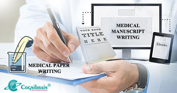 Manuscript writing service