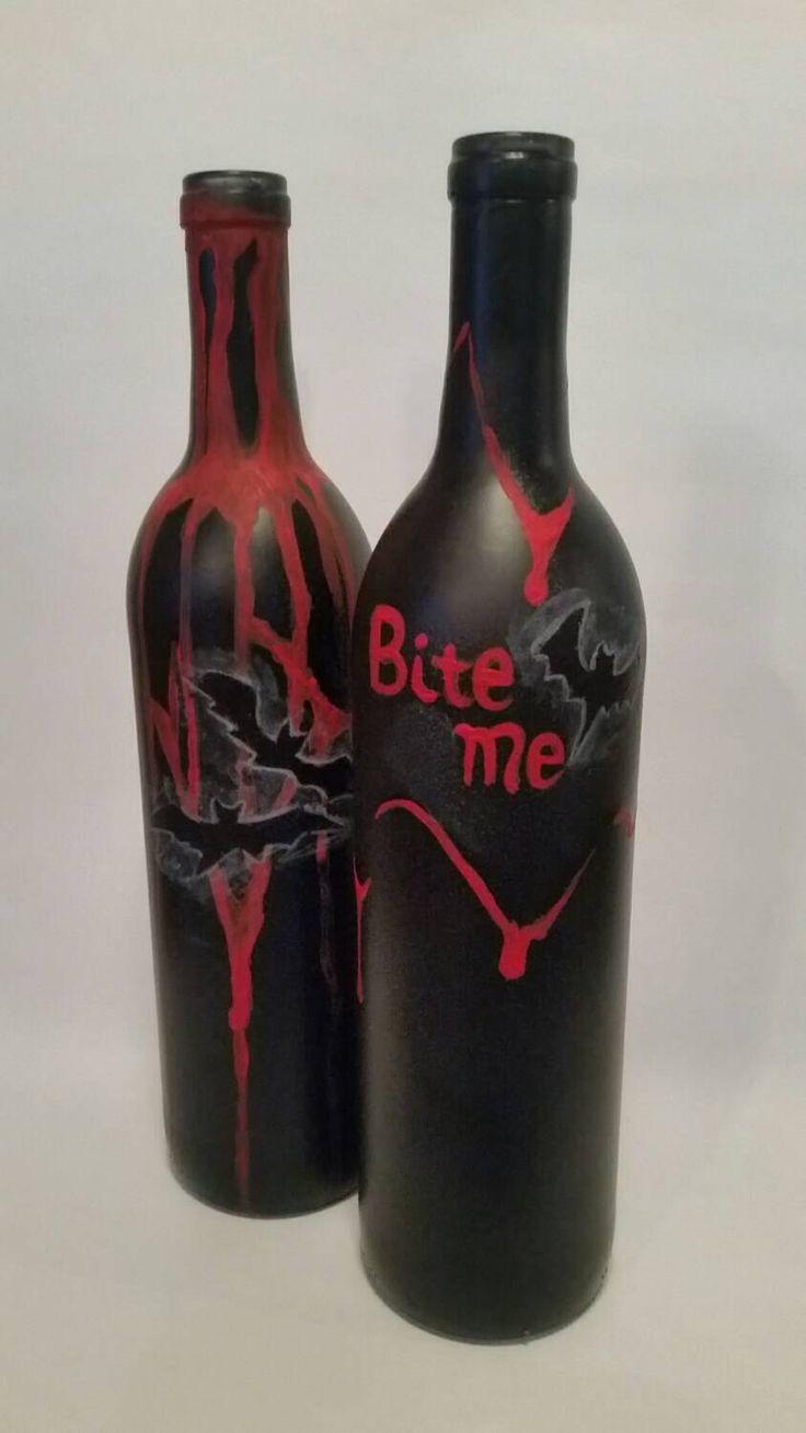 Wine Bottle Halloween Costume
