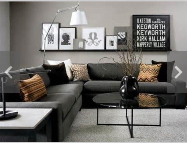 Design Decor Living Rooms Livingrooms Color Room Ideas Grey