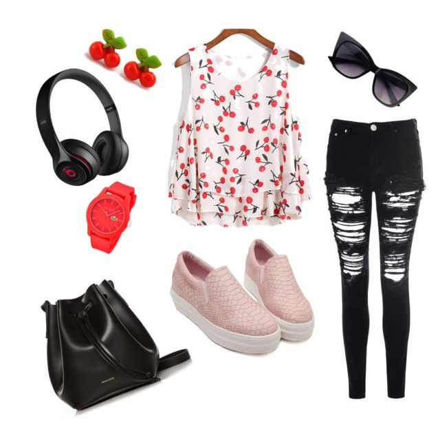 """""""Untitled #3"""" by adryannne on Polyvore"""