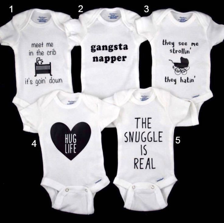 Baby Gerber® Onesies® - Funny Rap Lyrics by CreationsAndConfetti on Etsy https://www.etsy.com/listing/501123186/baby-gerber-onesies-funny-rap-lyrics