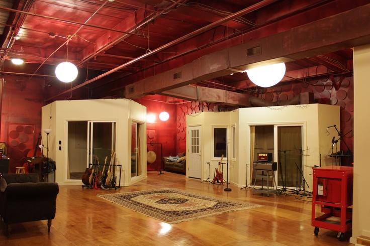 Open live room recording studio pinterest open live for Nerolac paints interior designs