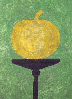 Rufino Tamayo Pumpkin 1984