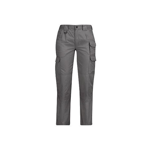 Women's Propper Tactical Pant Poly/Cotton Ripstop ($40) ❤ liked on Polyvore featuring cargo pants and grey