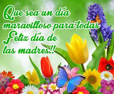 BANCO DE IMÁGENES: 12 postales con mensajes para el Día de las Madres (10 de Mayo)