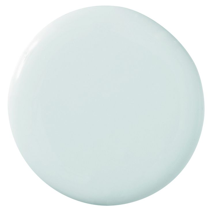 """Pale Blue """"Everyone — men and women alike — loves this color. It's a pale blue with a lot of green in it, and it's a little dirty, which makes it more complex than the typical pastel. I've used it everywhere, from kitchens to bedrooms. I even painted my office in it. People walk in and say, 'This is how I want my house to feel.'"""" —Cathy Kincaid Farrow & Ball Estate Emulsion Pale Powder 204"""
