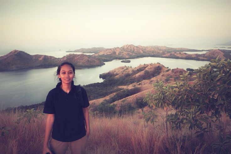 On top! Riung, Ngada - Flores NTT, Indonesia