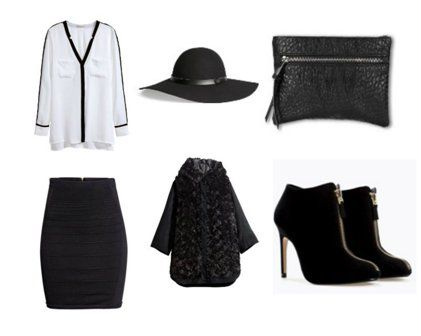 #H&M #Zara #TallyWeijl