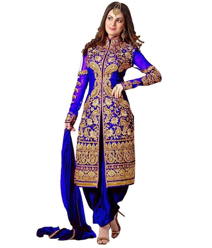 Catloge Name:Blue Sherwani Price:742