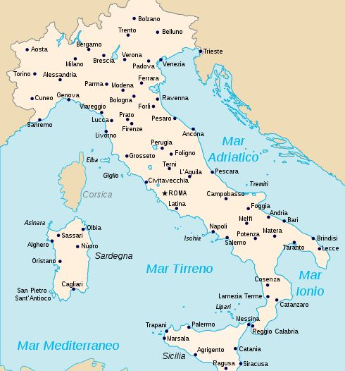 Best 25 Map of italy regions ideas on Pinterest Italy map