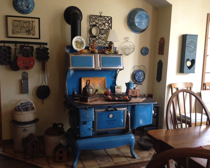Image Result For Country Oak And Stove