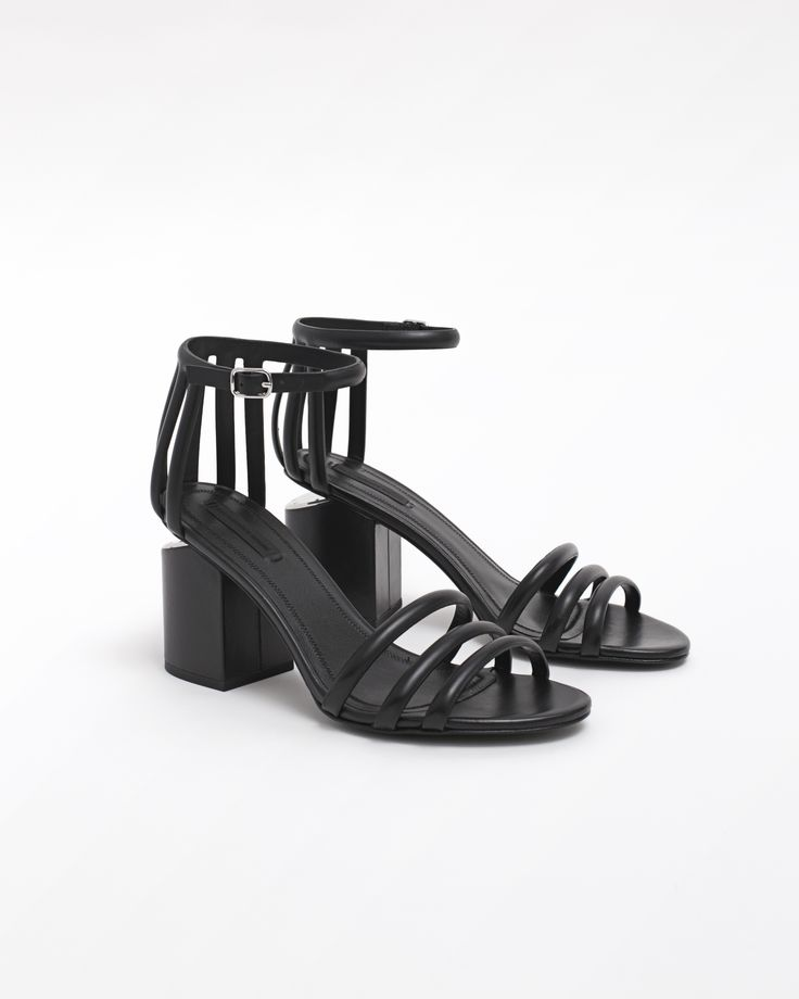 Alexander Wang Cage Abby Cut Out Sandal