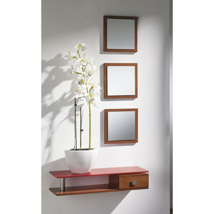 M s de 25 ideas incre bles sobre mueble recibidor moderno for Espejos grandes de pared vintage