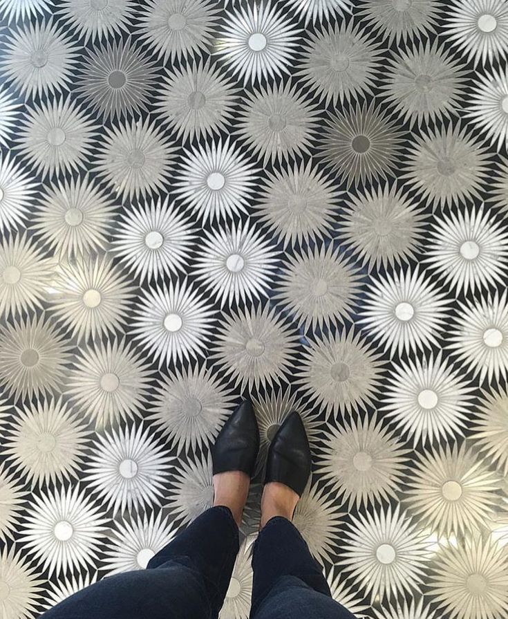 """12.5k Likes, 25 Comments - I Have This Thing With Floors (@ihavethisthingwithfloors) on Instagram: """"☀️☀️☀️ #ihavethisthingwithfloors @meagancampinteriors"""""""