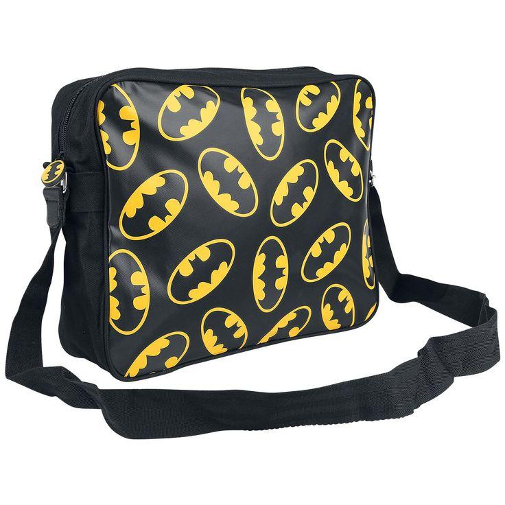All Over Logo - Shoulder Bag by Batman