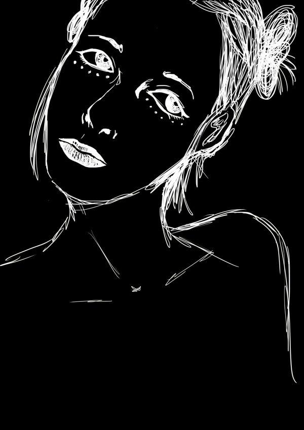 ♦♢negativo♢♦ by Mushua , via Behance