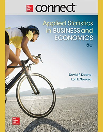 Best 25 connect mcgraw hill ideas on pinterest mcgraw hill applied statistics in business and economics irwin statistics fandeluxe Choice Image