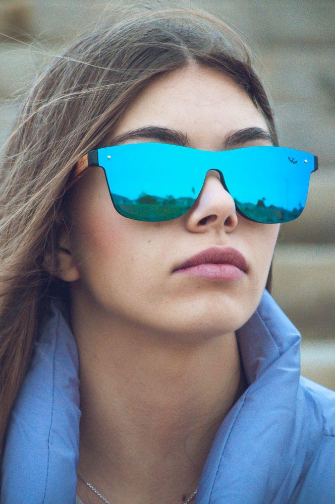 51fe803865 ¿Conoces la nueva tendencia en gafas de sol de lente plana? Lo último en