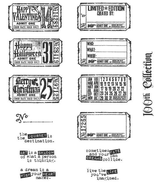 587 best DIY - Stamps images on Pinterest Silhouettes, Stamps - blank admit one ticket template
