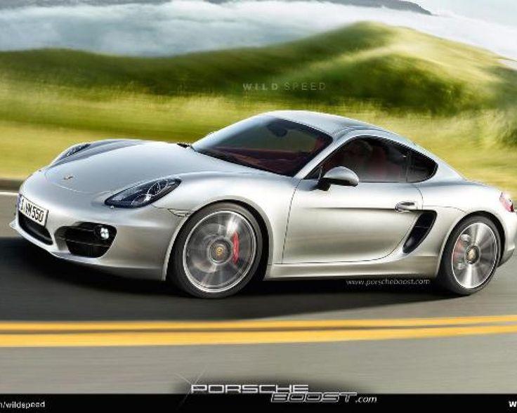2013 Porsche Boxster S Hardtop