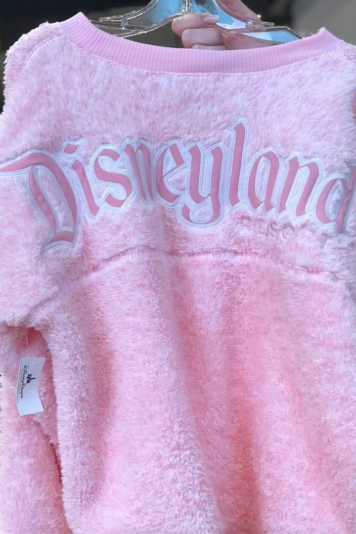 9e0ffb1eb Disney Has a Millennial Pink Spirit Jersey For Kids, and It's So FLUFFY!