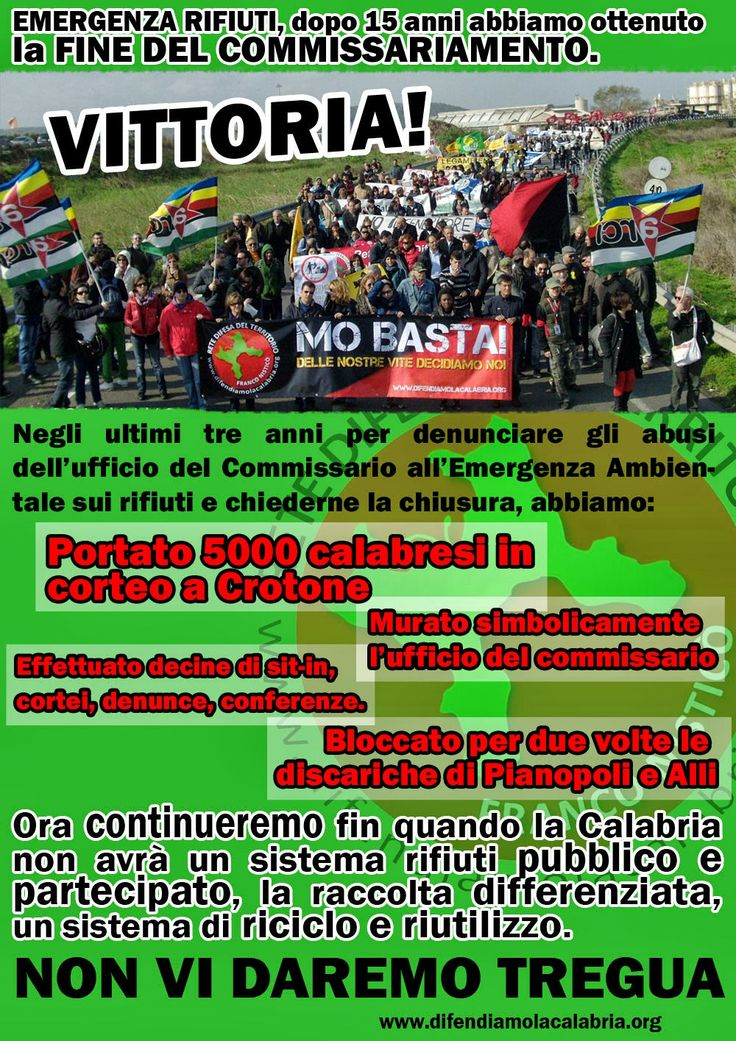 Popolo Sovrano di Calabria: LA FINE DEL MONDO INIZIA DALLA CALABRIA: I CALABRE...