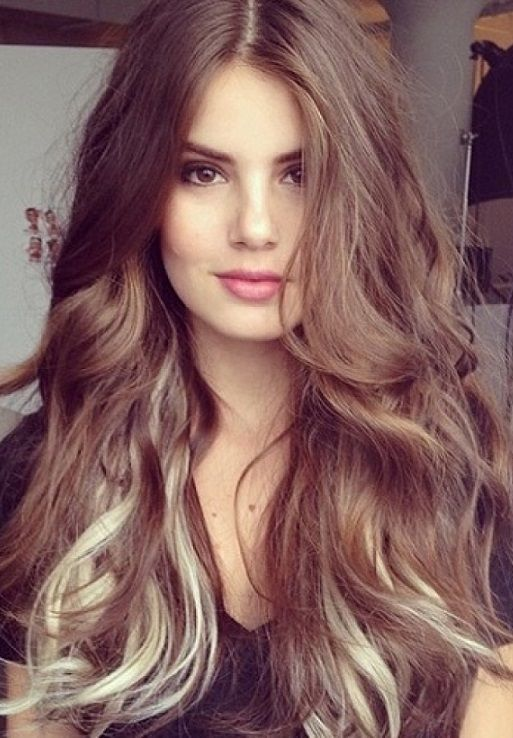 34 Cute Brown Hair Color Ideas For Womens 2018 Messy
