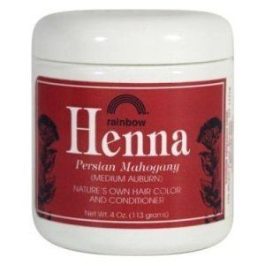 """From the blog """"Things I've tried from Whole Foods"""", Henna Hair Color"""