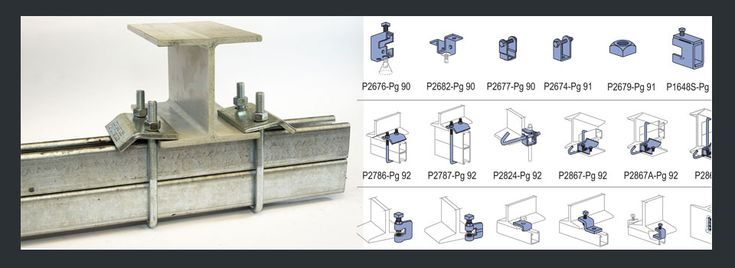 A very typical application for the Unistrut Metal Framing system is attachment to, or suspension from a ceiling – especially in commercial buildings – for the purpose of securing runs of pipe, electrical conduit, or cables, HVAC ductwork, cable trays and other materials. In many instances a beam clamp is used for adhering channel to …
