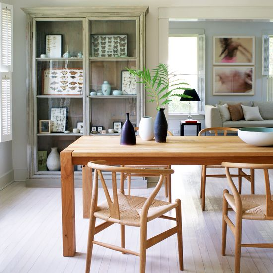 Modern Love - Easy ways to bring Scandinavian design home.  There is so much natural light in this space I love it!
