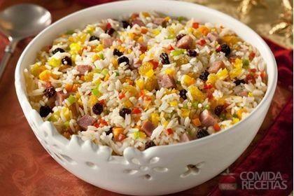Receita de Arroz à grega com tender em receitas de arroz, veja essa e outras receitas aqui!