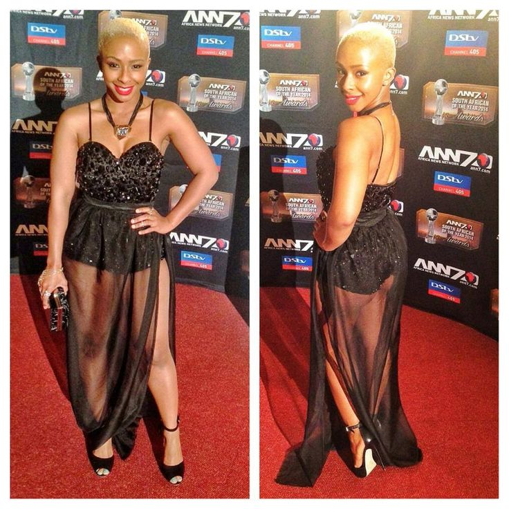 Boity Thulo at the SATYAwards | Daily News Headlines