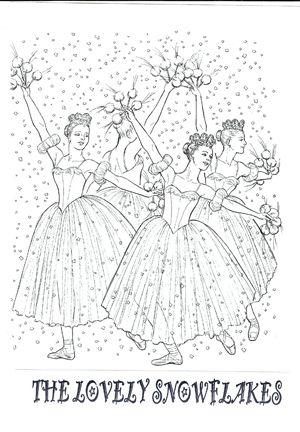 63 Best Ballet Dance Colour Pages Images On Pinterest