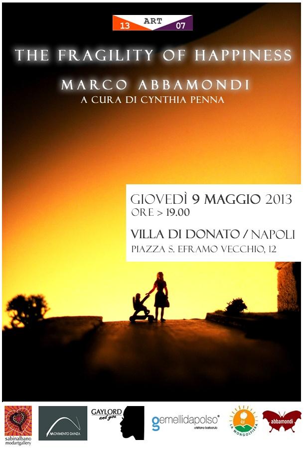 Giovedi 9 maggio 2013 > www.marcoabbamondi.it