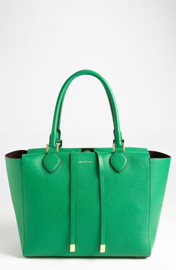 Michael Kors Miranda - Large Tote available at Nordstrom - dying for this color